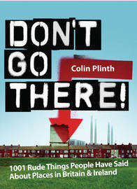 Don't Go There! by Colin Plinth image