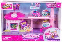 Shopkins: Cutie Cars - Drive Thru Diner Playset