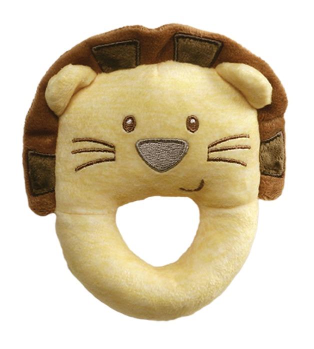 Gund: Playful Pals - Lion Rattle