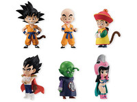 Dragon Ball: Adverge Dragon Children Vol.1 - Mini Figure (Blind Box)