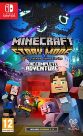 Minecraft: Story Mode - The Complete Adventure for Nintendo Switch
