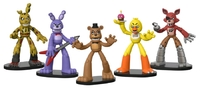 Five Nights at Freddy's - HeroWorld Figures (5-Pack)