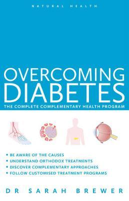 Overcoming Diabetes by Sarah Brewer