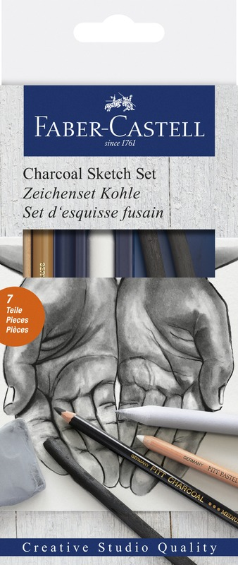 Faber-Castell: Charcoal Sketch Set