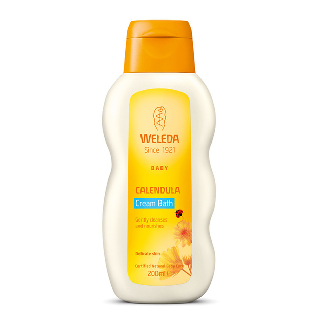 Weleda: Calendula Cream Bath (200ml)
