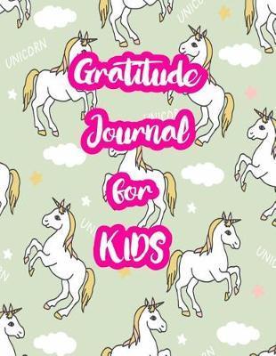 Gratitude Journal for Kids by Madalyn Swanson