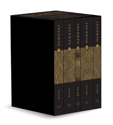 Incerto (Deluxe Edition) by Nassim Nicholas Taleb