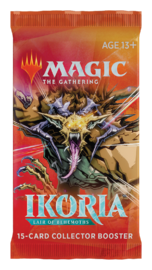 Magic the Gathering: Ikoria: Lair of Behemoths - Collector Booster image