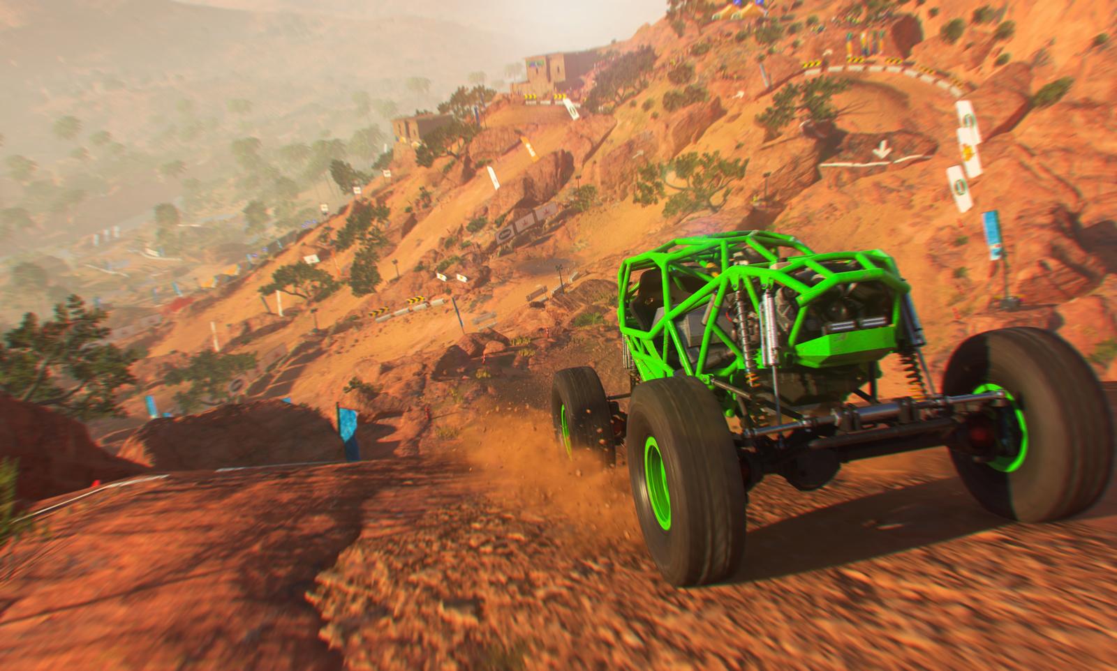 DiRT 5 screenshot