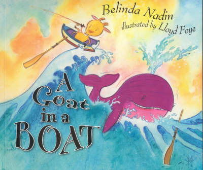 Goat on a Boat by Belinda Nadin image