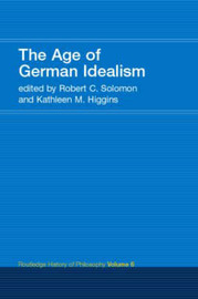 The Age of German Idealism image