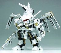 Armored Core For Answer Rosenthal CR-Hogire Noblesse Oblige D-Style Model Kit 1:72 image