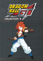 Dragon Ball GT - Collection 3: Vol 11-15 (5 Disc Box Set) on DVD