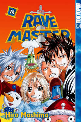 Rave Master: v. 14 by Hiro Mashima