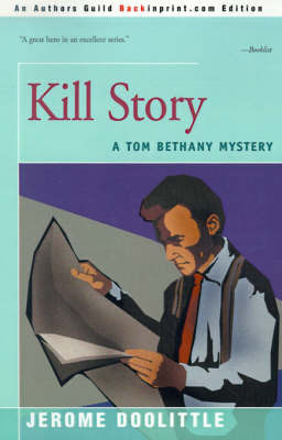 Kill Story by Jerome Doolittle