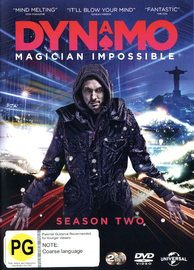 Dynamo: Magician Impossible - Season 2 on DVD