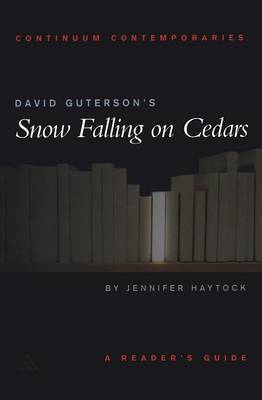 "David Guterson's ""Snow Falling on Cedars"" image"