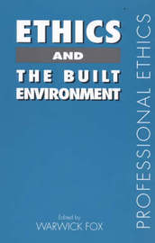 Ethics and the Built Environment image