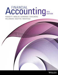 Financial Accounting by John Hoggett