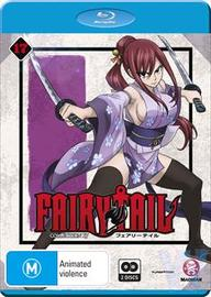 Fairy Tail - Collection 17 on Blu-ray