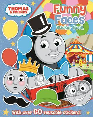 Thomas the Tank Engine All Aboard! My First Sticker Book   Egmont