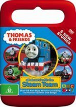 Thomas & Friends - All Aboard With The Steam Team on DVD