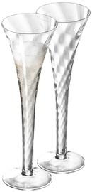 Krosno - Silhouette Hollow Stem Flute (170ml)