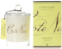 Côte Noire Soy Blend Candle (Summer Pear, 185g)
