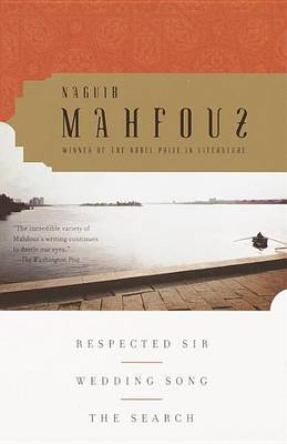 Respected Sir, Wedding Song by Naguib Mahfouz