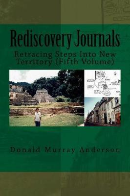 Rediscovery Journals by Donald Murray Anderson image