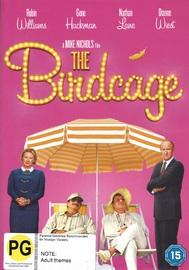 Birdcage on DVD