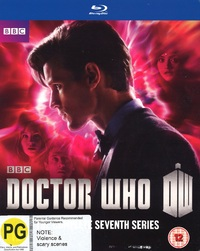 Doctor Who: The Complete Seventh Series on Blu-ray