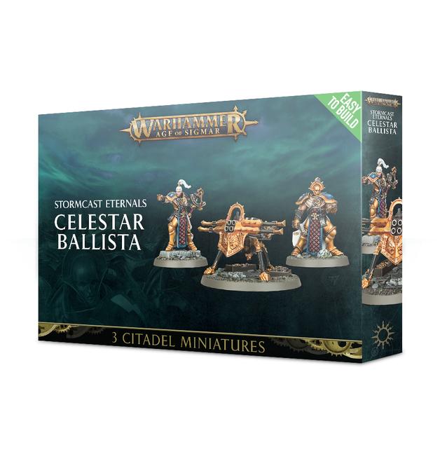 Warhammer Age of Sigmar: Celestar Ballista