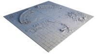 Tablescapes Tiles: Forgotten City (16 tile set) image
