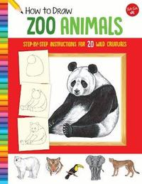 How to Draw Zoo Animals by Diana Fisher image
