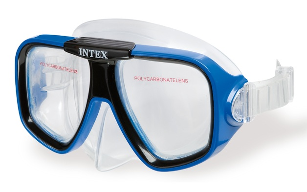 Intex: Reef Rider - Swim Mask (Blue)