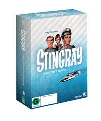 Stingray Collector's Edition on DVD