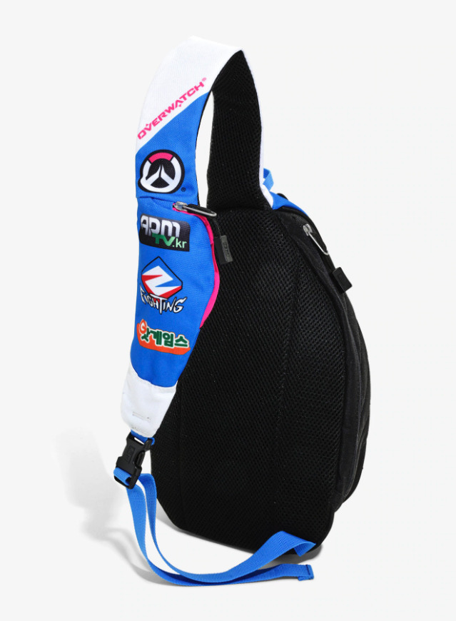 Loungefly: Overwatch - D.Va Sling Backpack image