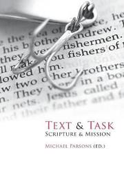 Text and Task by Michael Parsons