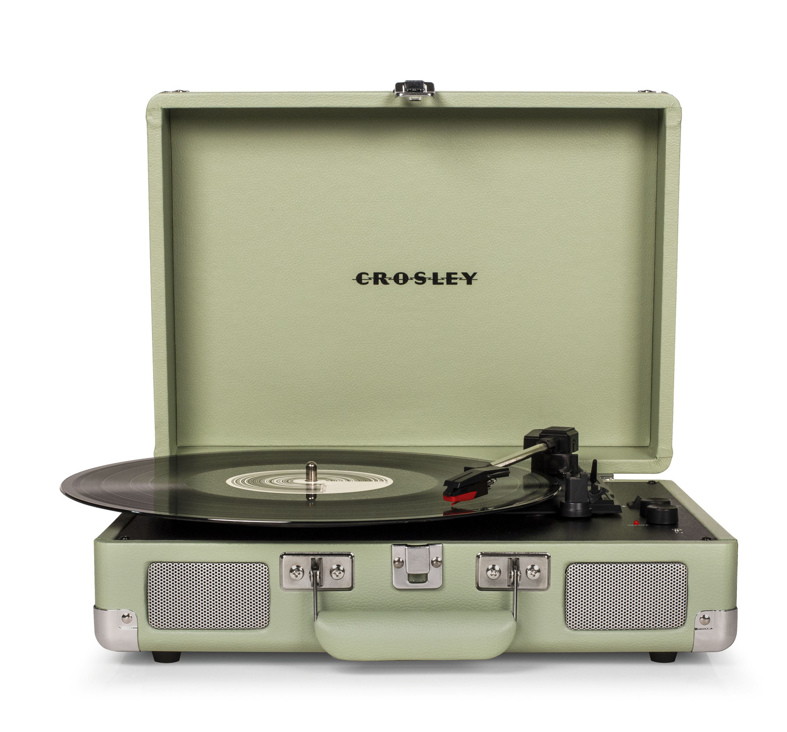 Crosley: Cruiser Deluxe Portable Turntable - Mint image