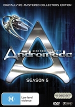 Andromeda (Gene Roddenberry's) - Season 5: Digitally Re-Mastered Collector's Edition (6 Disc Set) on DVD