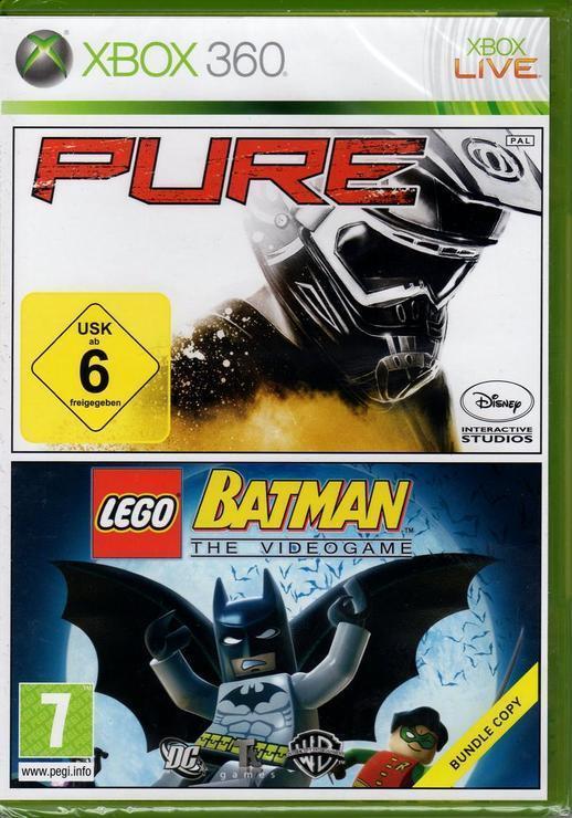 LEGO Batman + Pure Bundle for X360