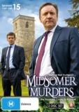 Midsomer Murders - Season 15 Part 1 DVD