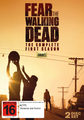 Fear The Walking Dead - The Complete First Season on DVD