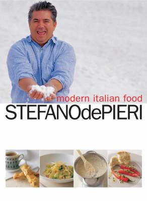 Modern Italian Food by Stefano De Pieri image