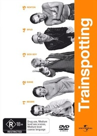 Trainspotting DVD