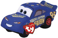 Ty Cars: Fabulous Mcqueen - Themed Plush
