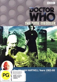 Doctor Who: The Time Meddler DVD