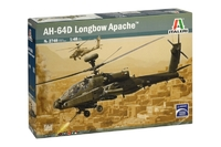 Italeri: 1:48 AH-64D Longbow Apache Model Kit image