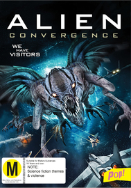 Alien Convergence on DVD image